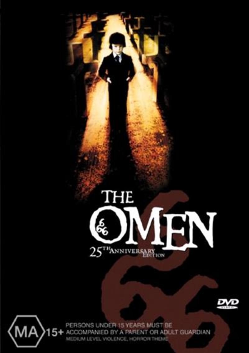 Omen, The   DVD