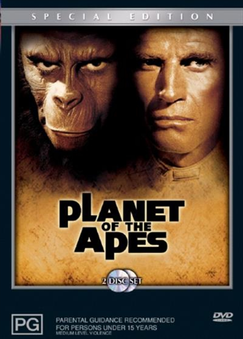 Planet Of The Apes - 35th Anniversary Special Edition | DVD