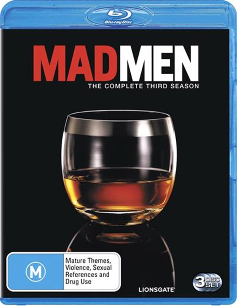 Mad Men - Season 3 | Blu-ray