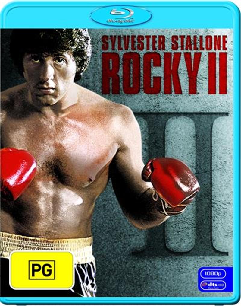 Rocky 02   Blu-ray