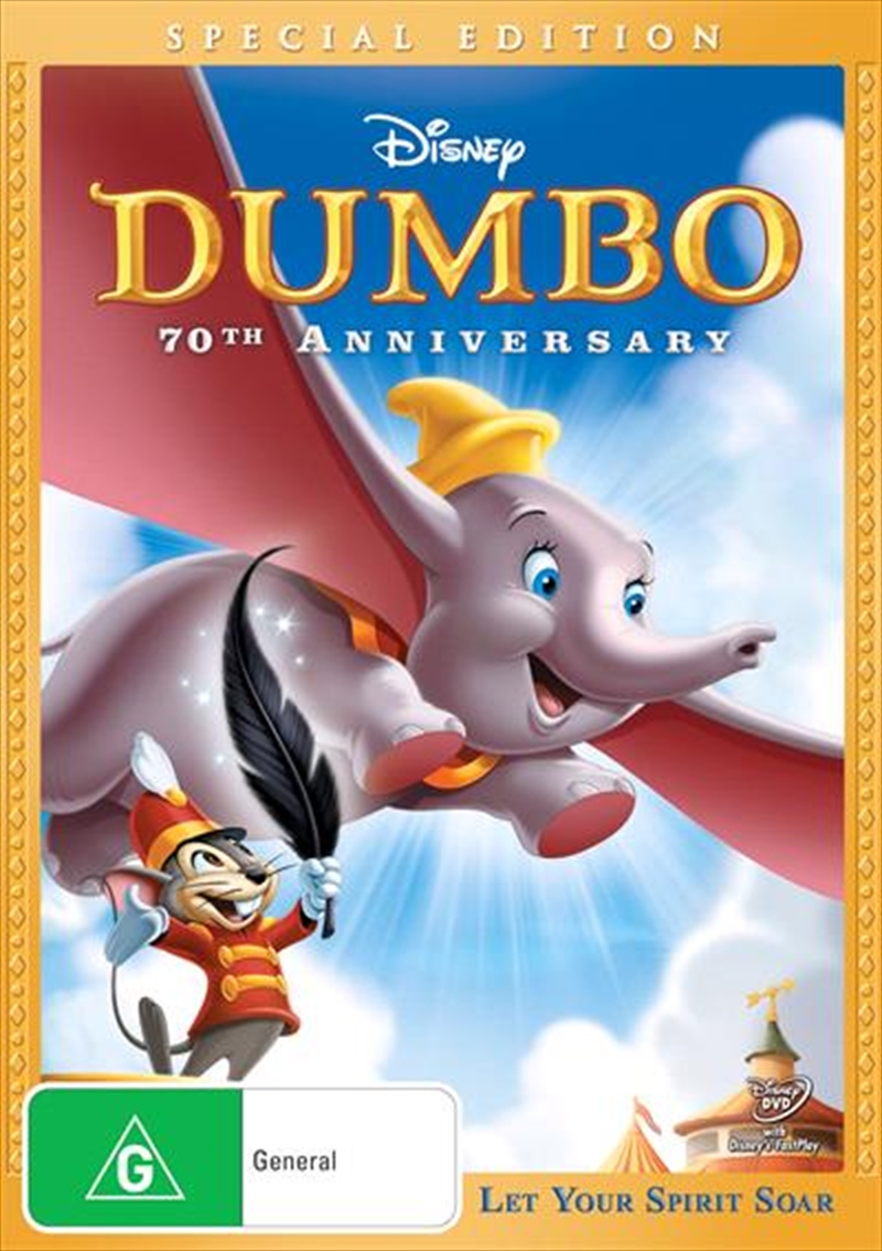Dumbo - Special Edition | DVD