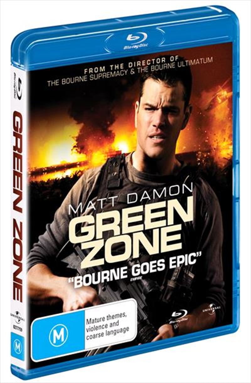 Green Zone | Blu-ray