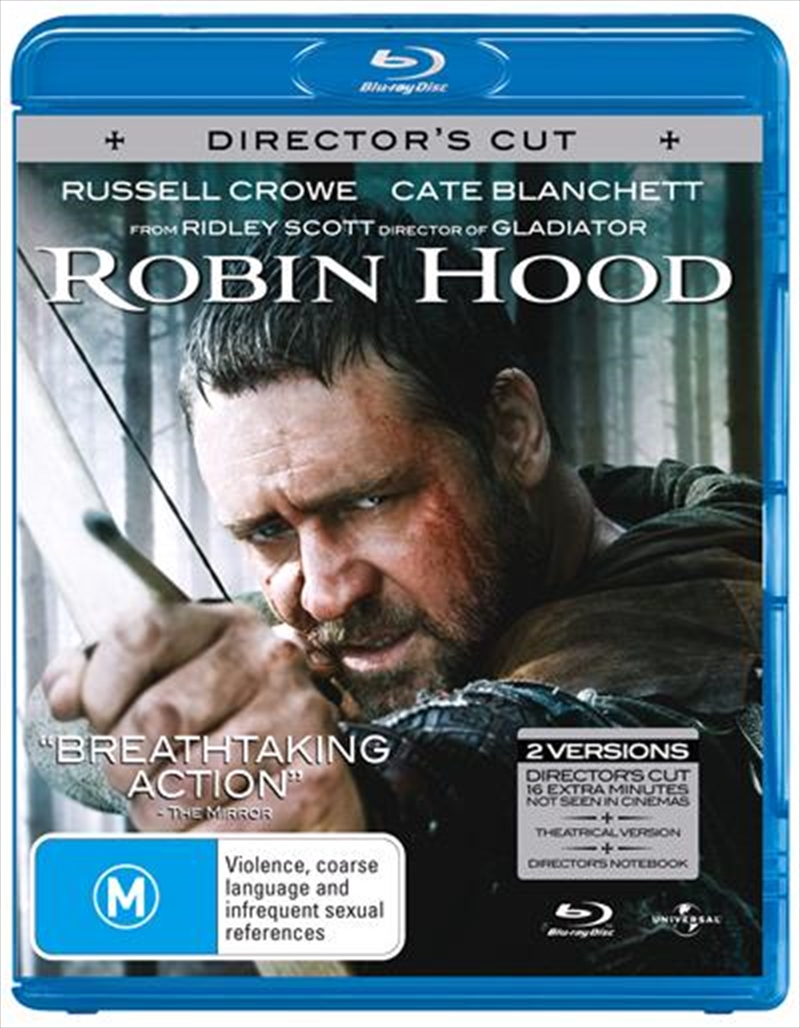 Robin Hood - Extended Edition - The Director's Cut | Blu-ray