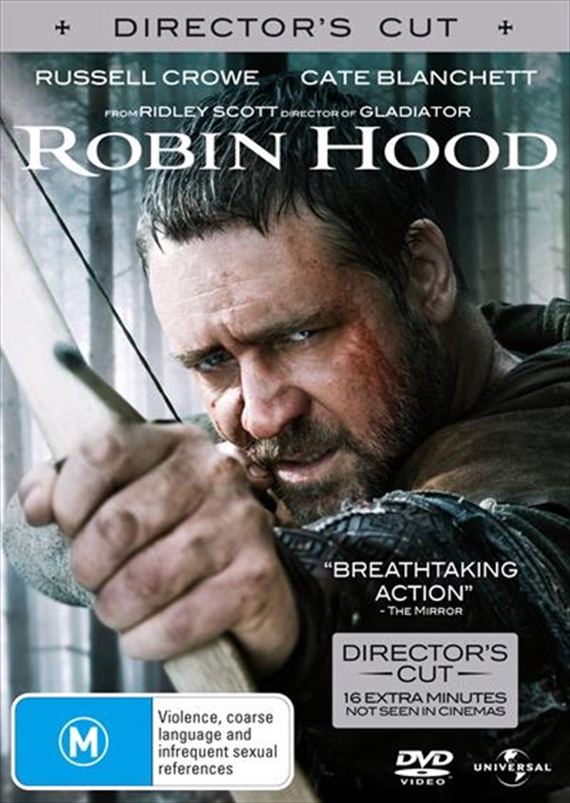 Robin Hood - Extended Edition - The Director's Cut | DVD