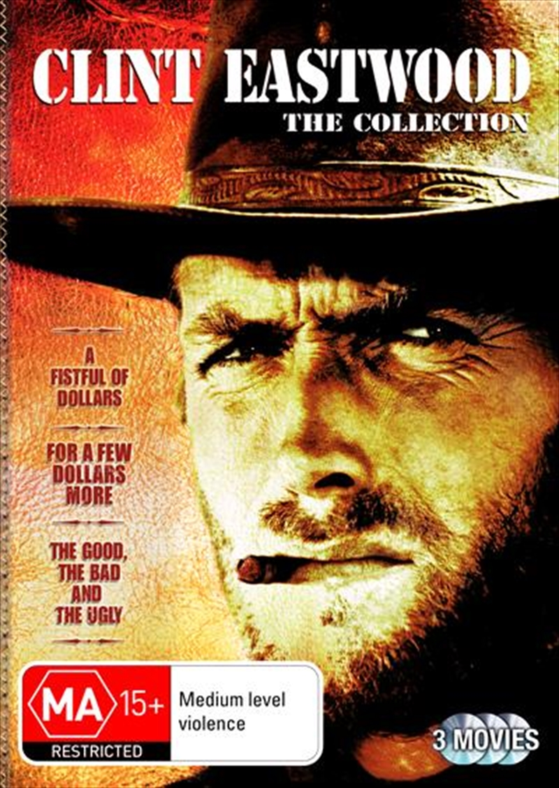 Man With No Name Trilogy, The | Blu-ray