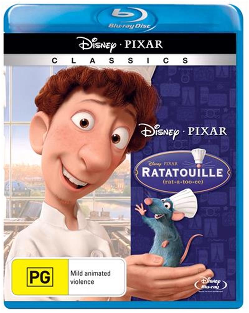 Ratatouille Classics | Blu-ray