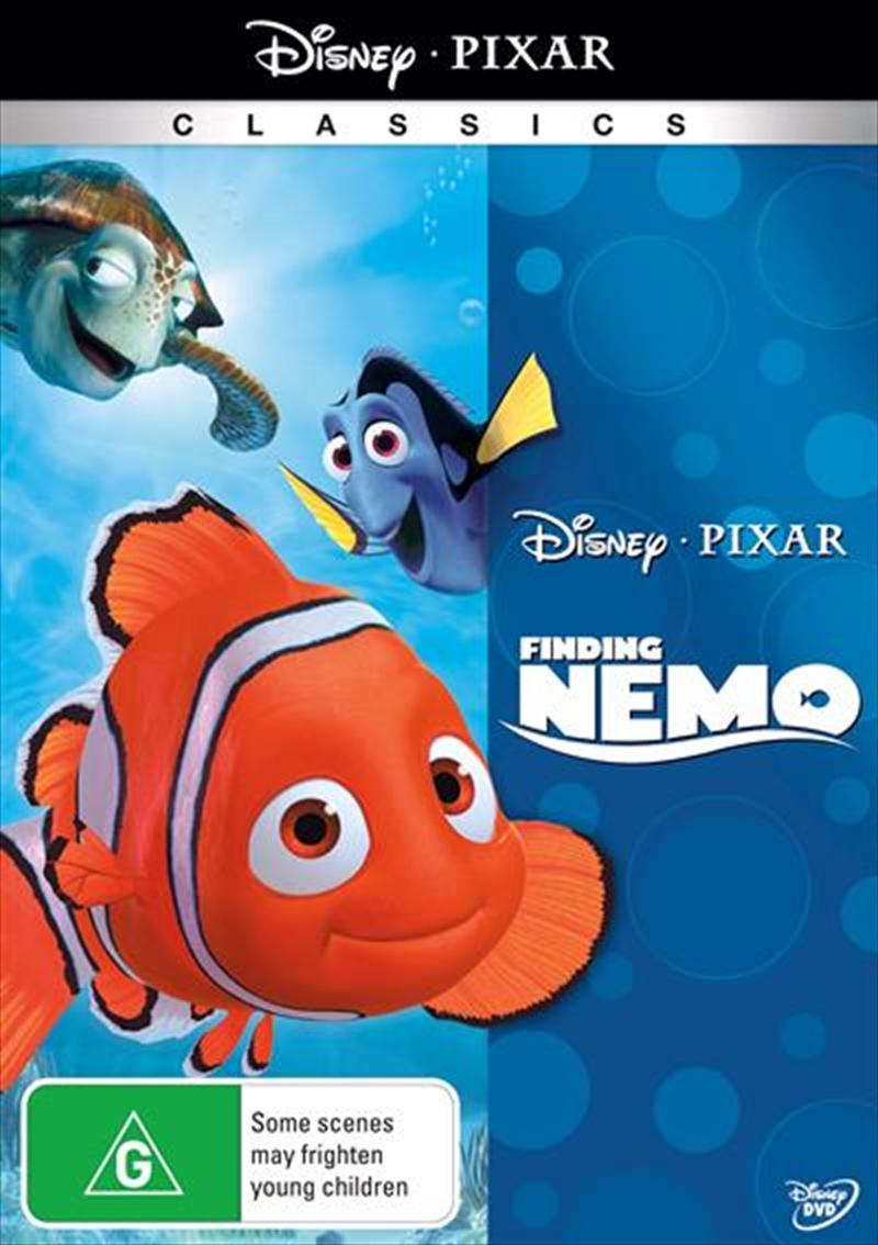 Finding nemo release date in Australia