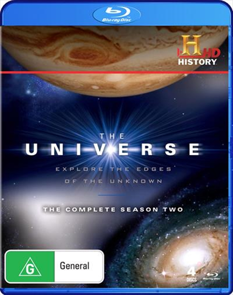 Universe - The Complete Season 2   Blu-ray