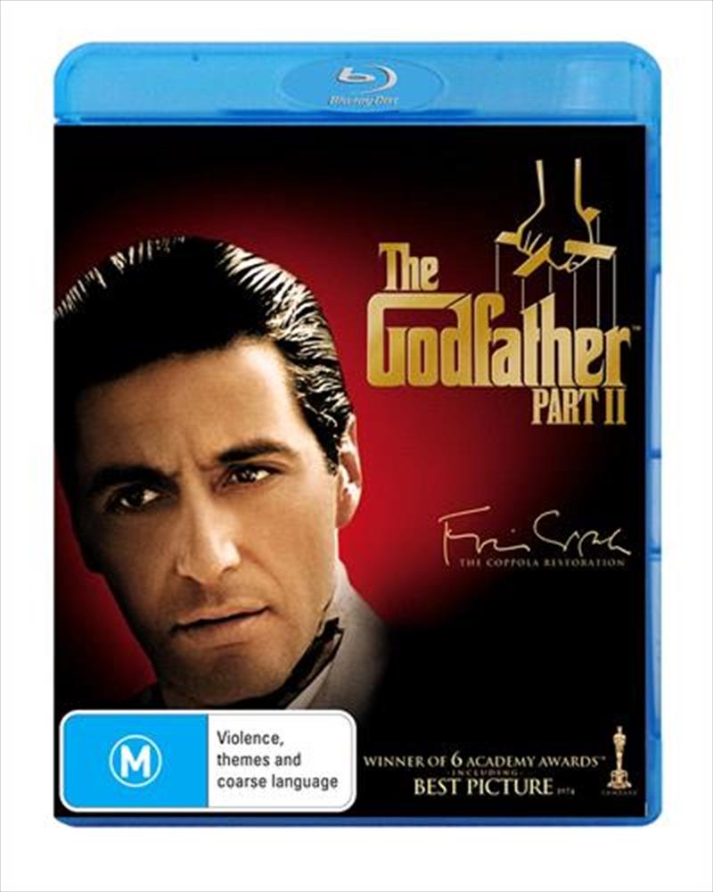 Godfather - Part II, The   Blu-ray