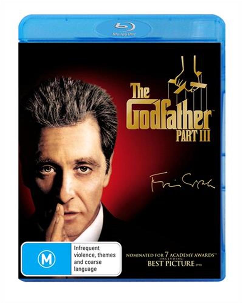 Godfather - Part III, The | Blu-ray