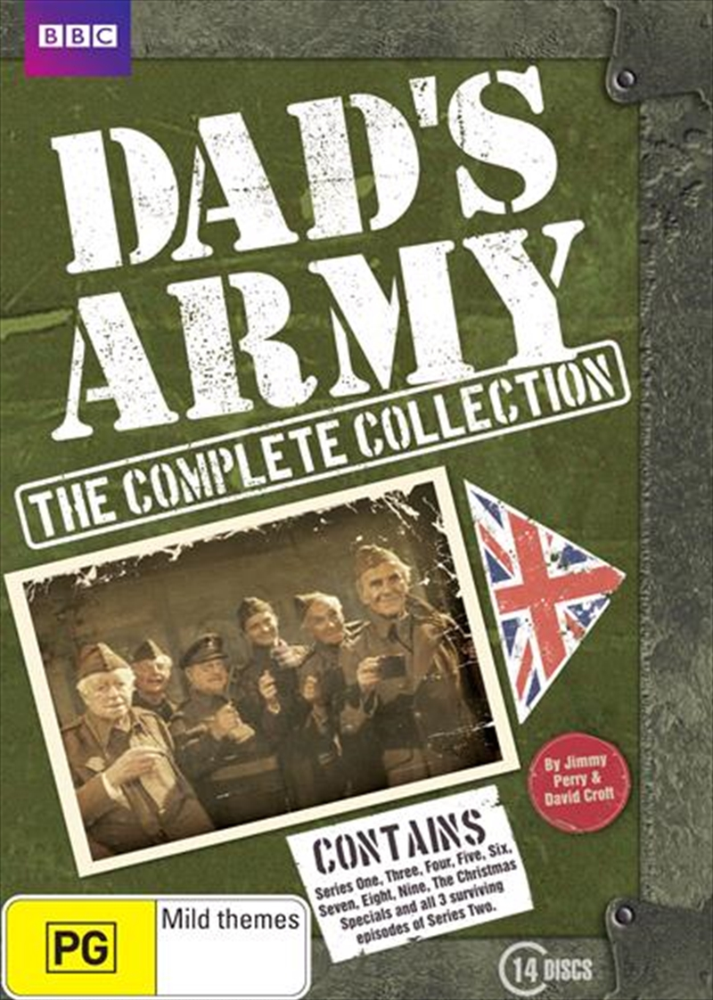 Dad's Army - The Complete Collection | DVD