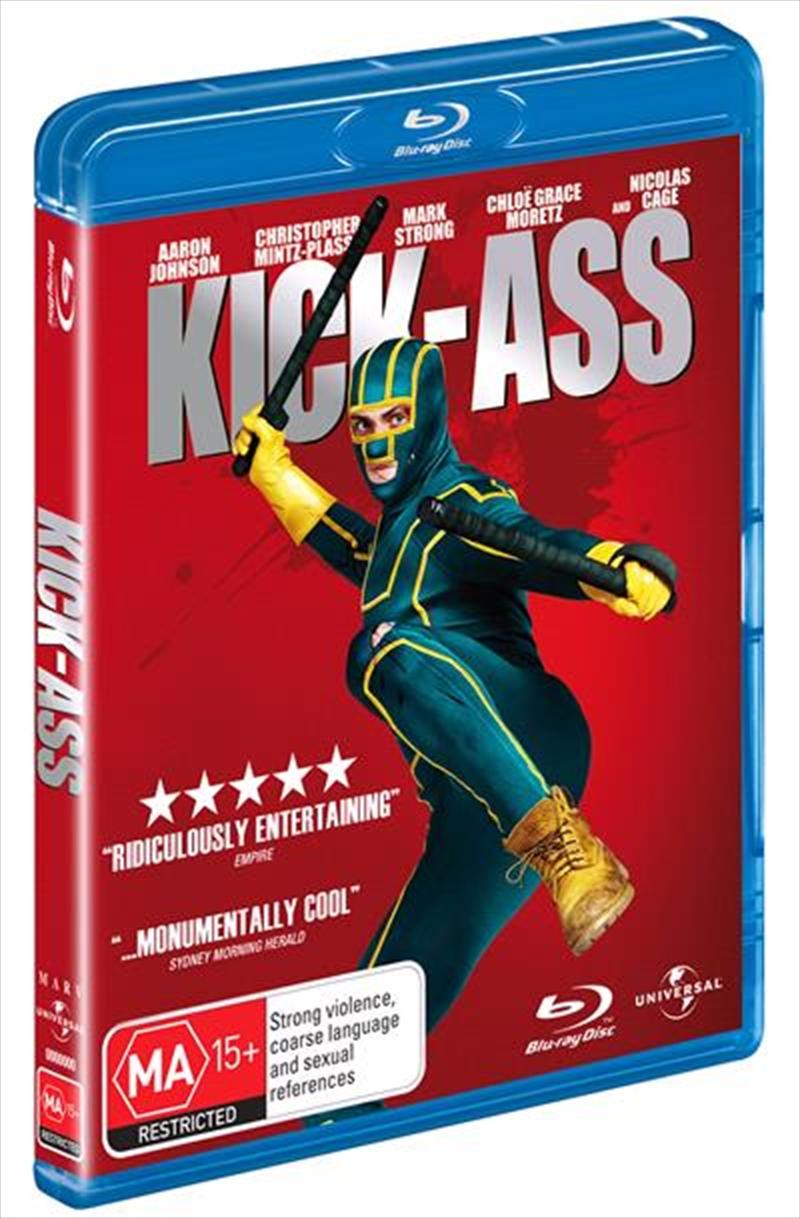 Kick-Ass | Blu-ray