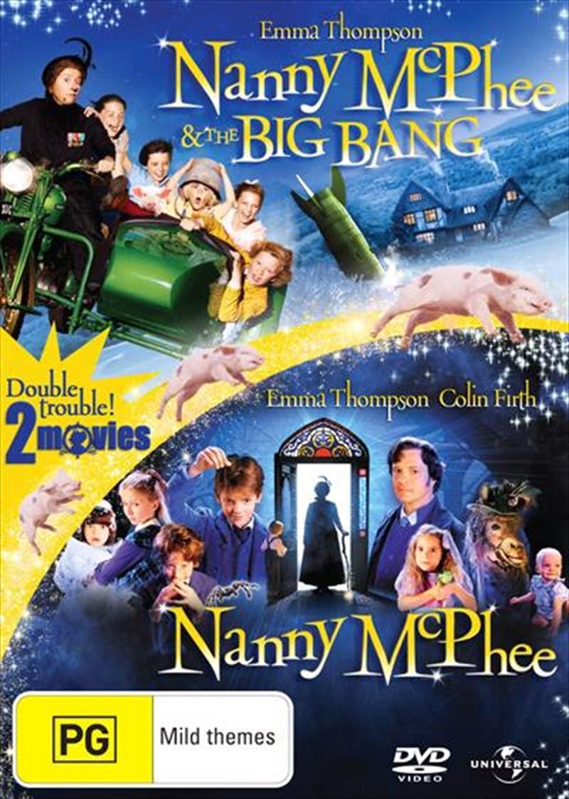 Nanny Mcphee / Nanny Mcphee And The Big Bang | DVD
