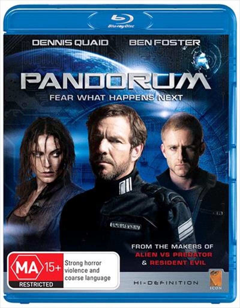 Pandorum | Blu-ray