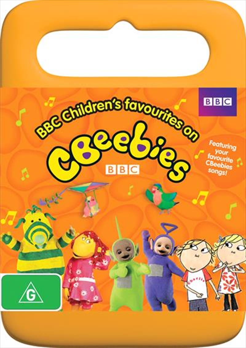 bbc children u0026 39 s favourites on cbeebies abc  dvd