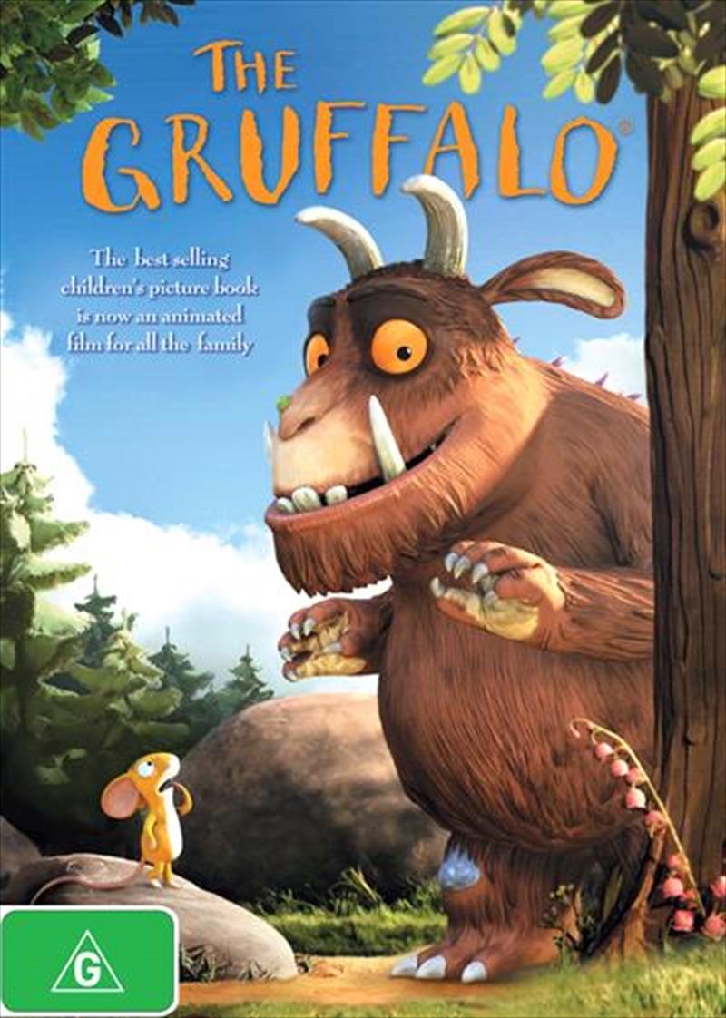 Gruffalo, The | DVD