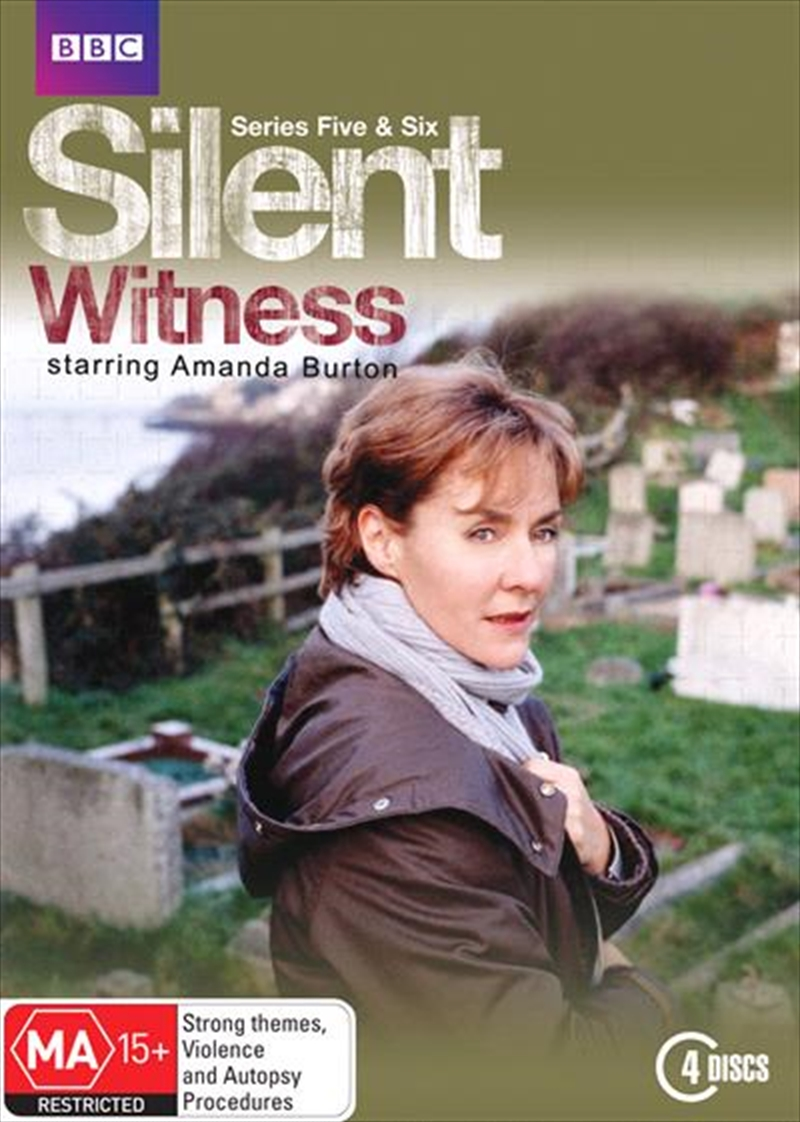 Silent Witness - Series 5 and 6 | DVD