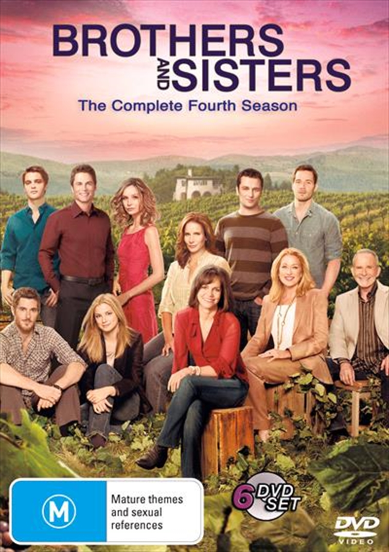 Brothers And Sisters - The Complete Fourth Season | DVD