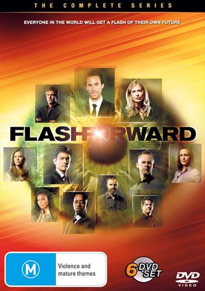Flash Forward; Complete Series | DVD