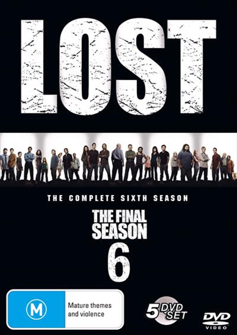 Lost - Season 06 | DVD