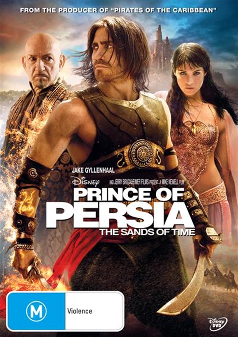 Prince Of Persia - The Sands Of Time | DVD