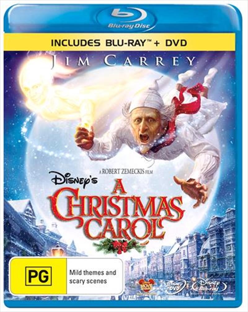 A Christmas Carol | Blu-ray/DVD