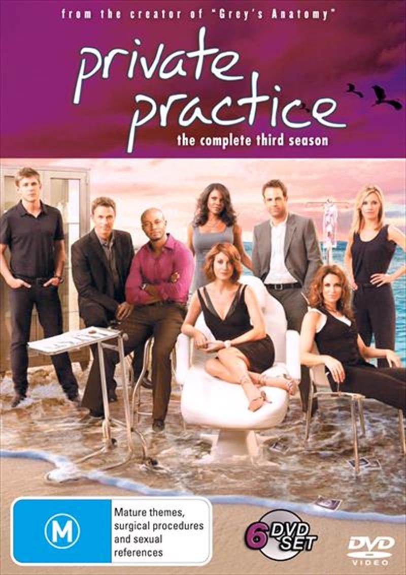 Private Practice - Season 3 | DVD