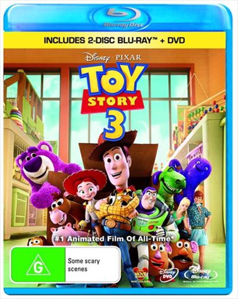 Toy Story 3 | Blu-ray/DVD