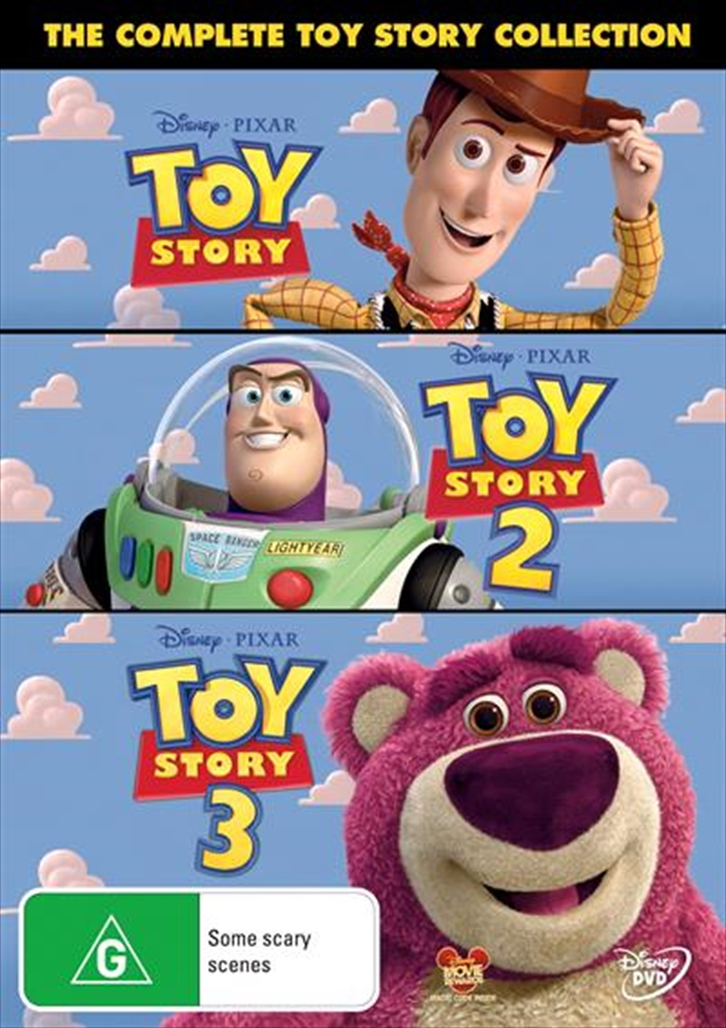Download Buy Toy Story / Toy Story 2 / Toy Story 3 on DVD | On Sale Now With Fast Shipping