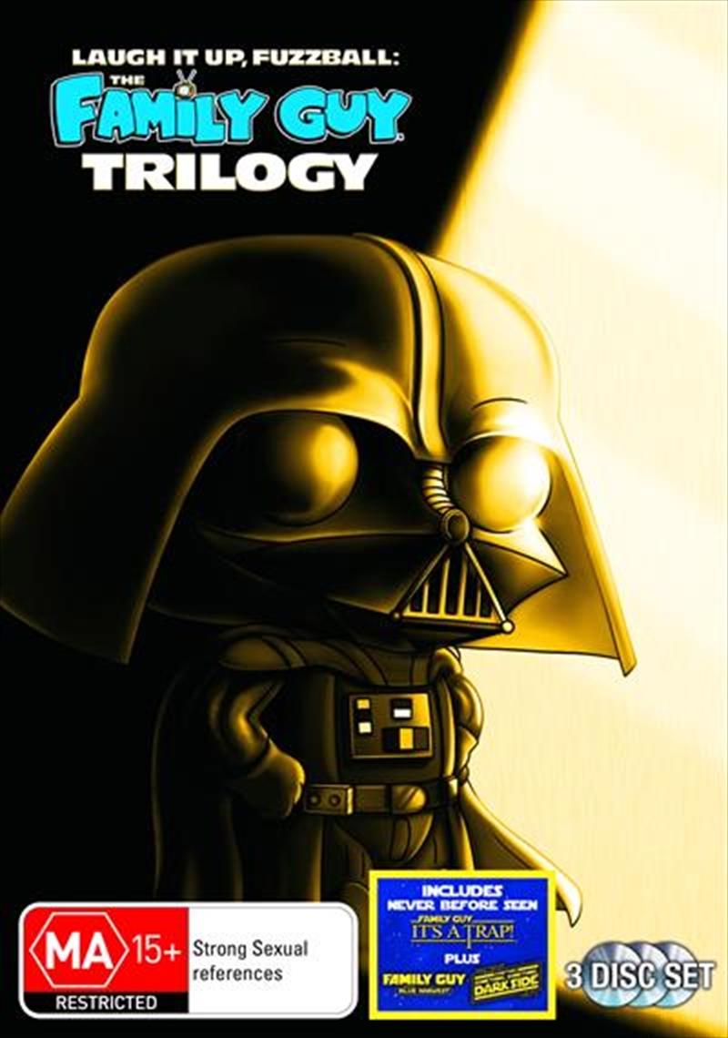 Family Guy - Trilogy | Giftpack | DVD