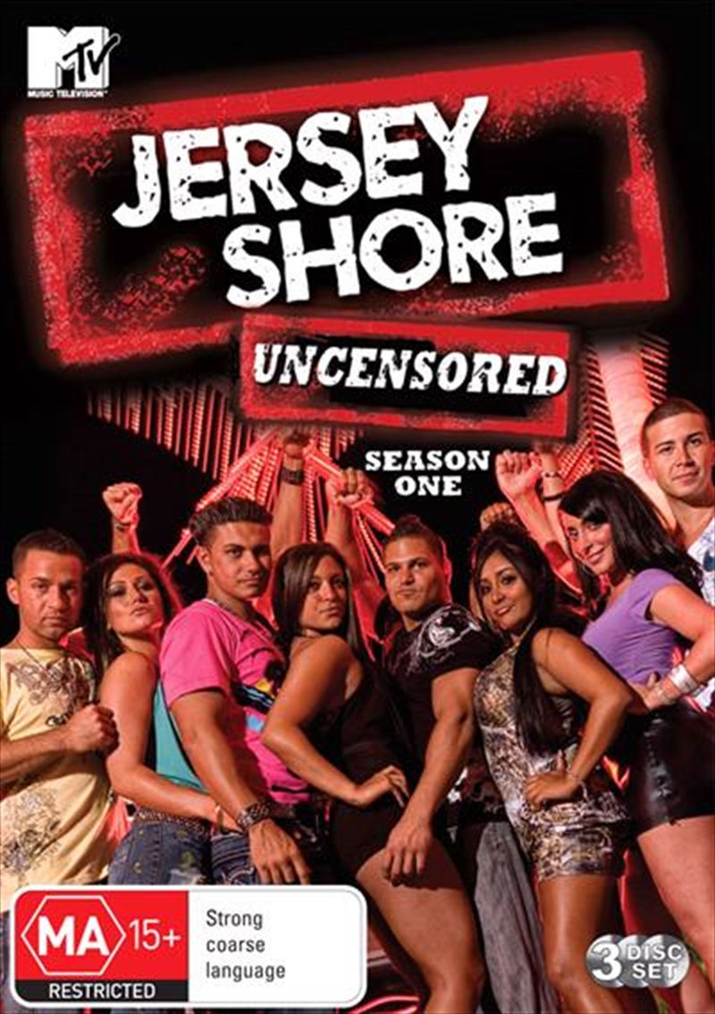 Jersey Shore - Season 1 | DVD