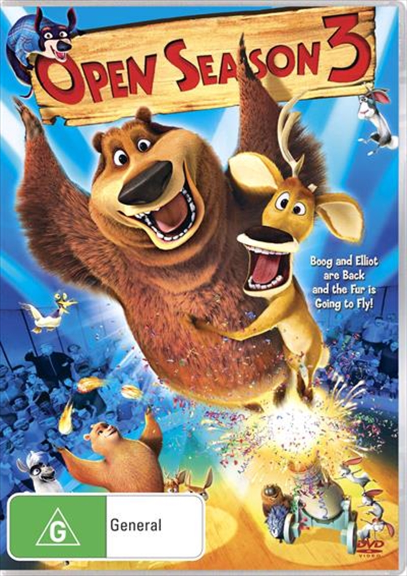 Open Season 3 | DVD