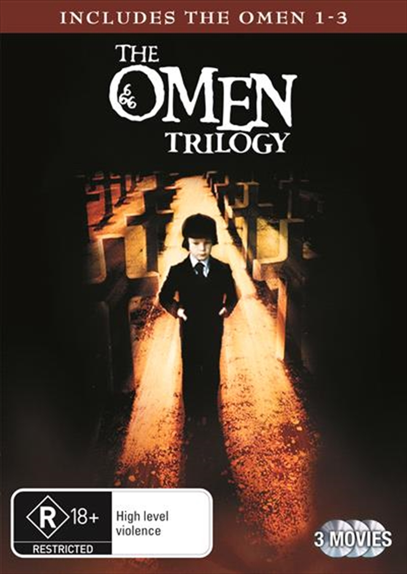 Omen Trilogy | DVD