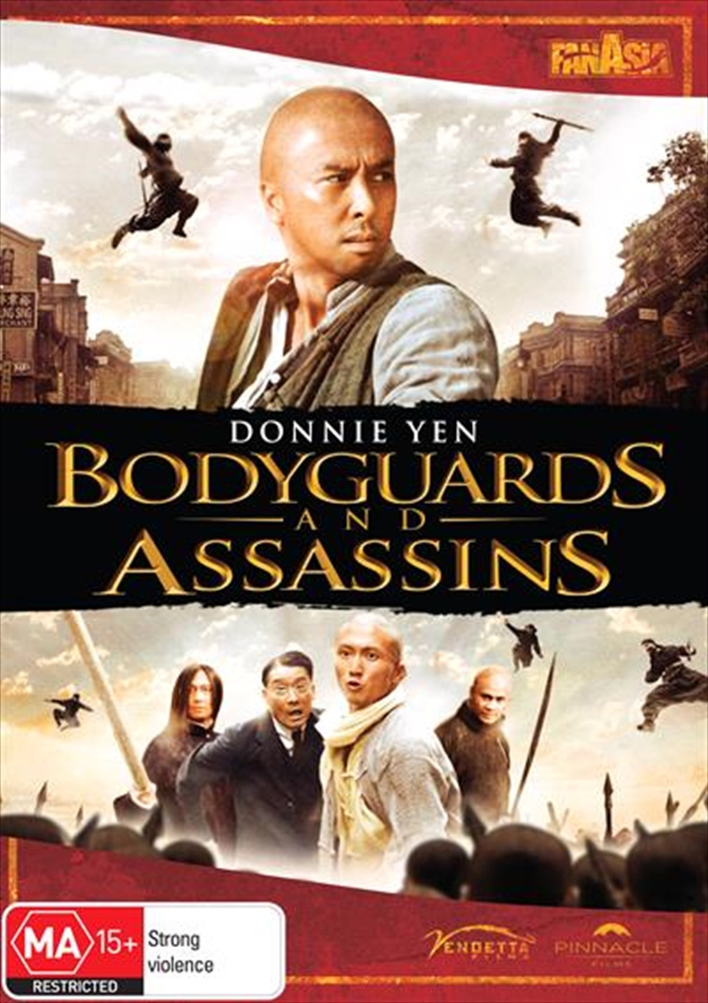 Bodyguards And Assassins | DVD