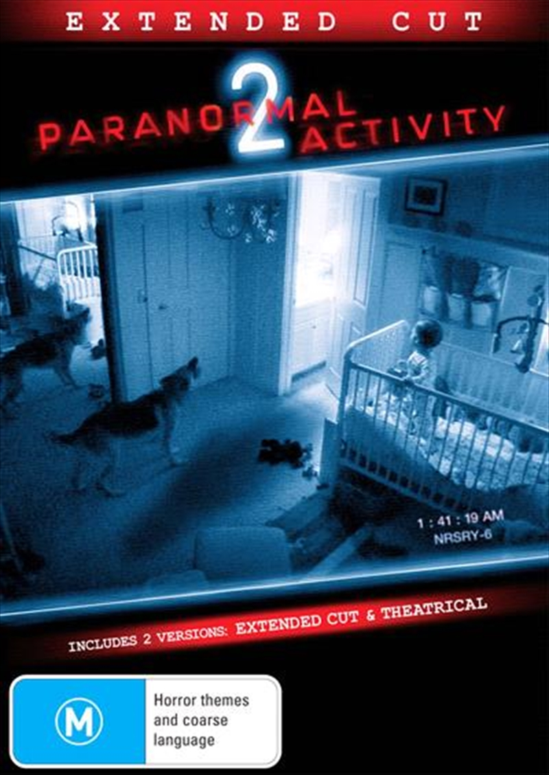 Paranormal Activity 2 | DVD