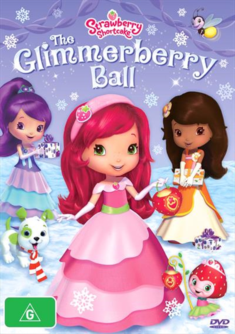Strawberry Shortcake - Glimmerberry Ball | DVD