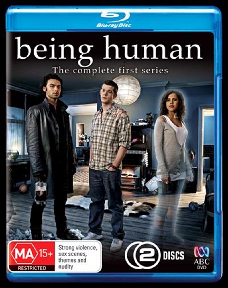 Being Human - Series 01 | Blu-ray