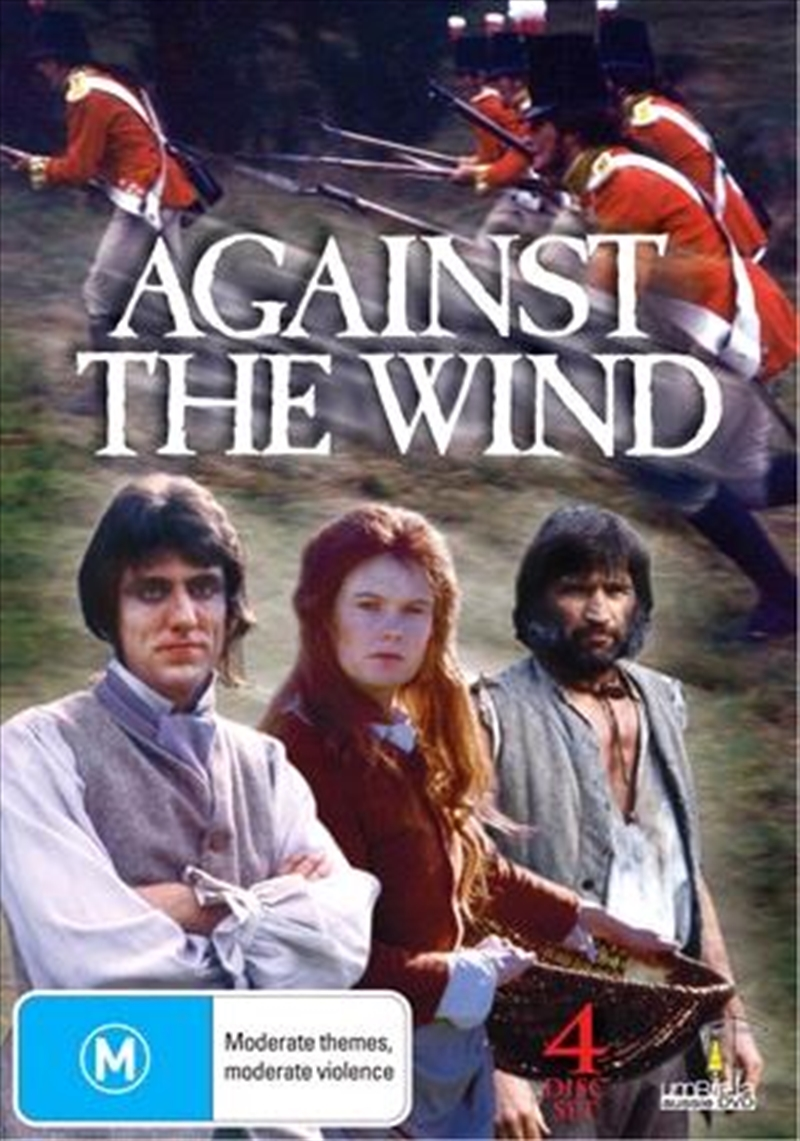 Against The Wind | DVD