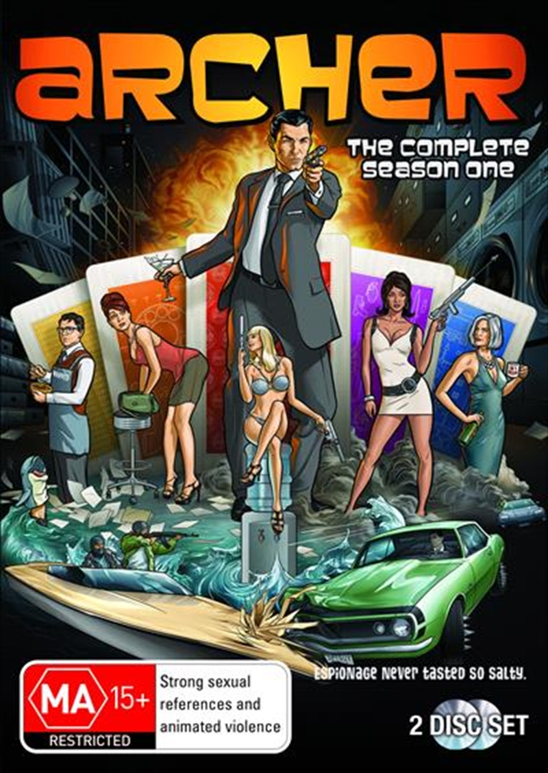Archer - Season 1 | DVD