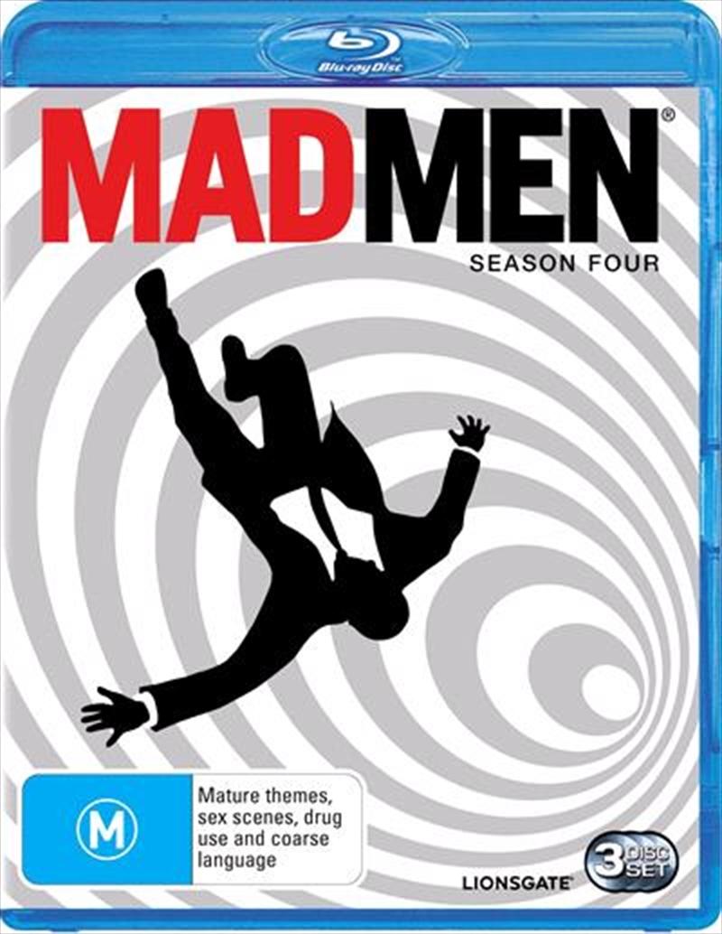 Mad Men - Season 4 | Blu-ray