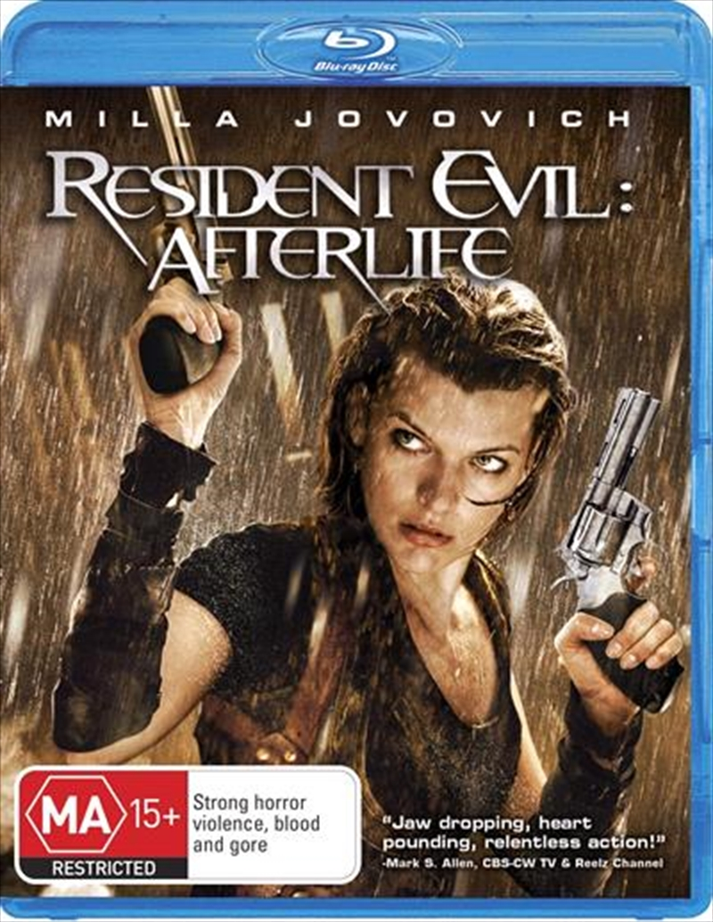 Resident Evil - Afterlife | Blu-ray