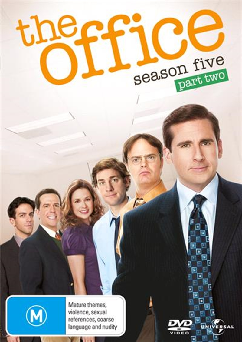 Office - Season 5 - Part 2, The | DVD