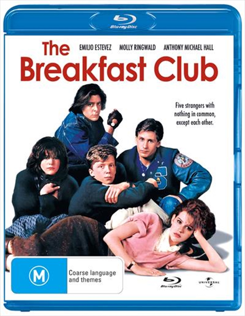 Breakfast Club, The | Blu-ray