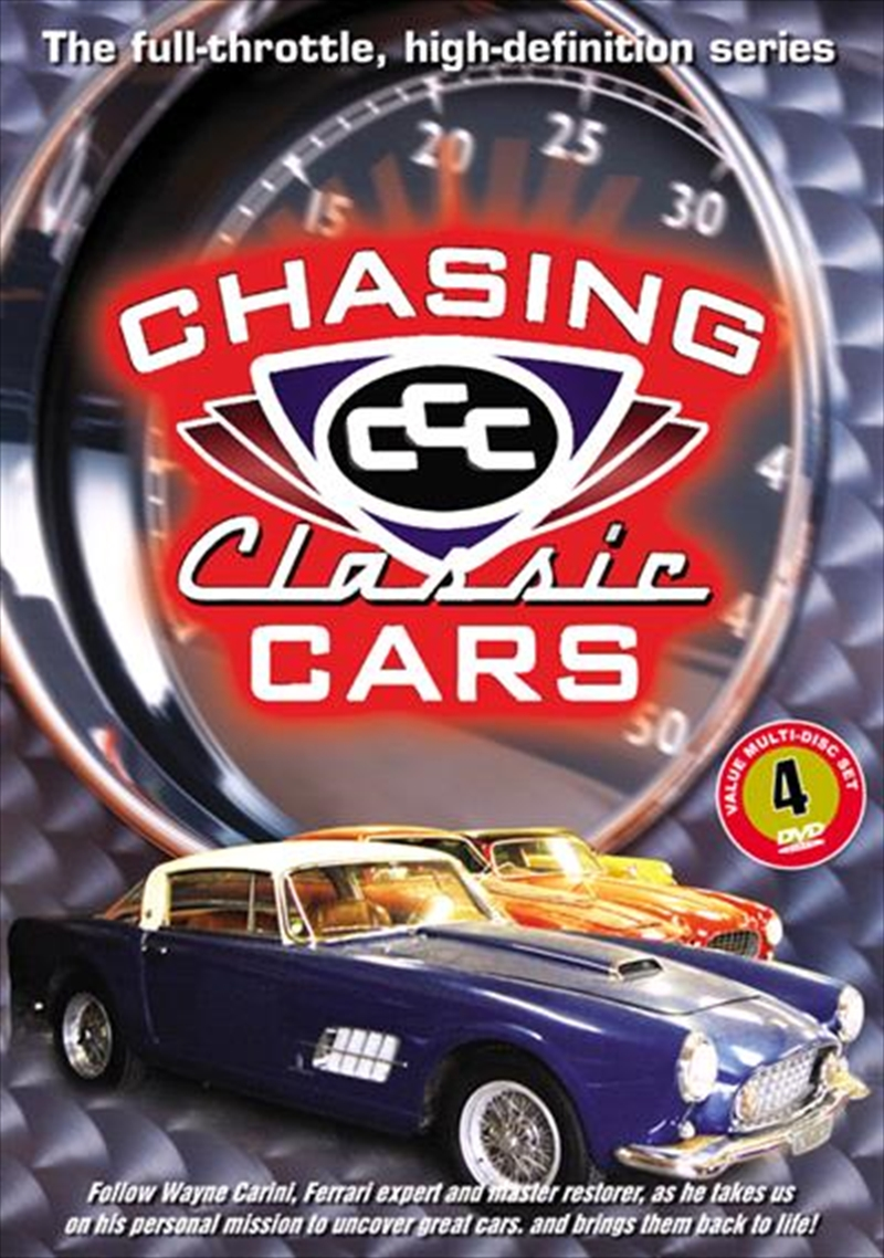 Chasing Classic Cars - Series 1 Sport, DVD