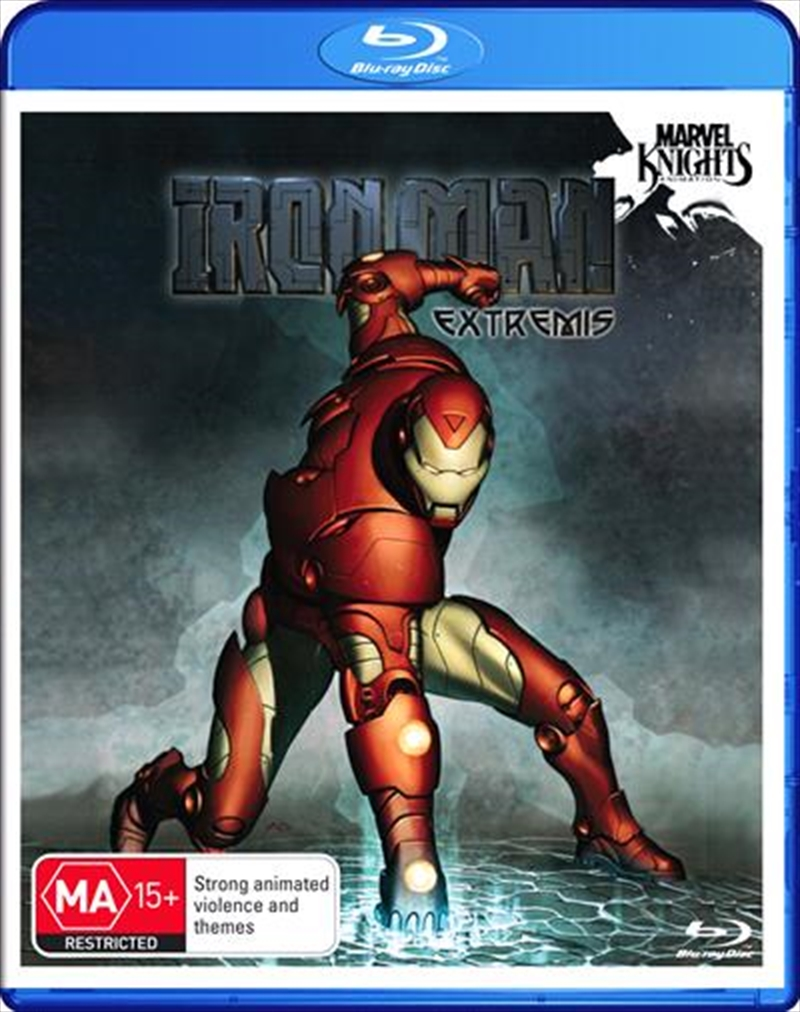 Marvel Knights - Iron Man - Extremis | Blu-ray