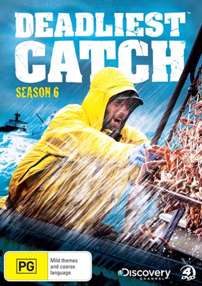 Deadliest Catch: Season 6 | DVD