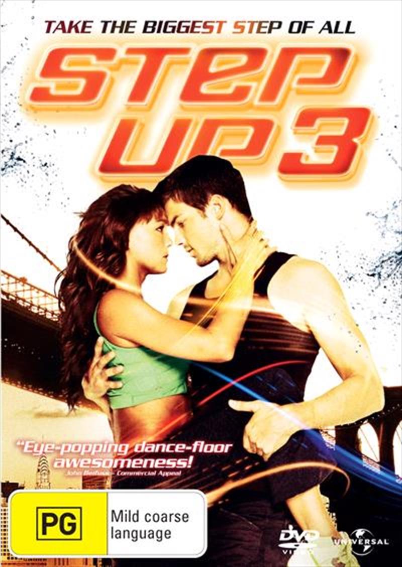 Step Up 3 | DVD