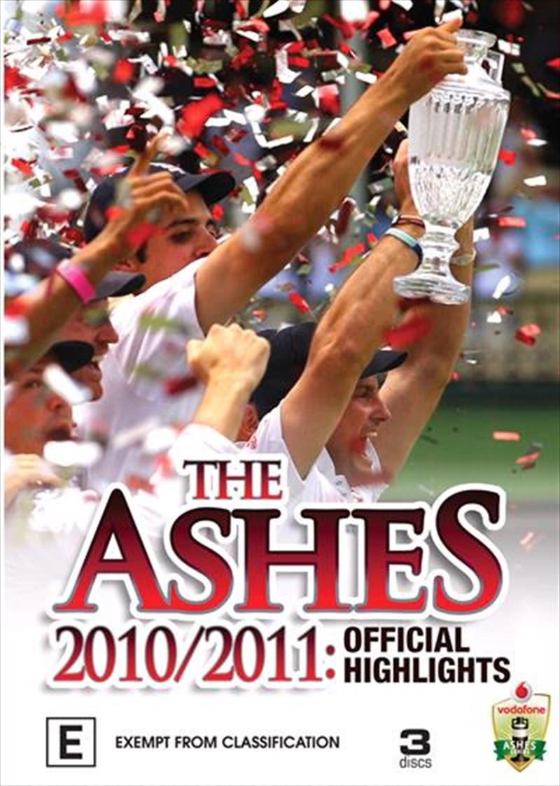 Cricket: Ashes Wrap-Up   DVD