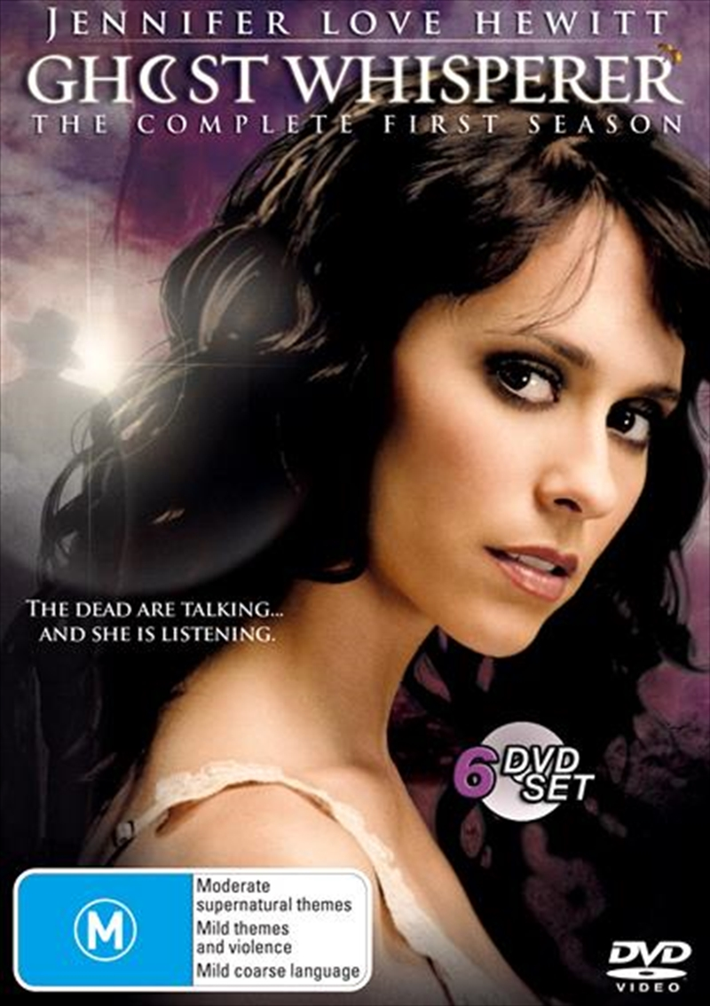 Ghost Whisperer - Season 01 | DVD