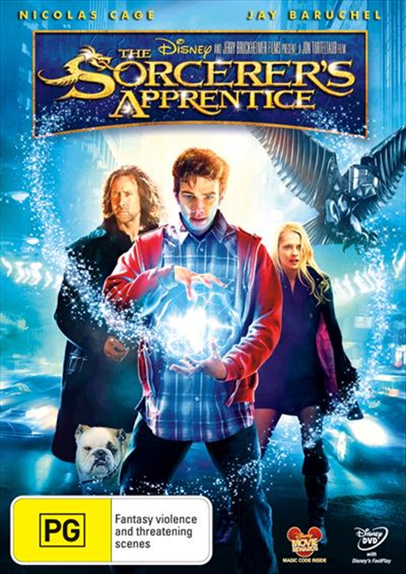 Sorcerer's Apprentice, The | DVD